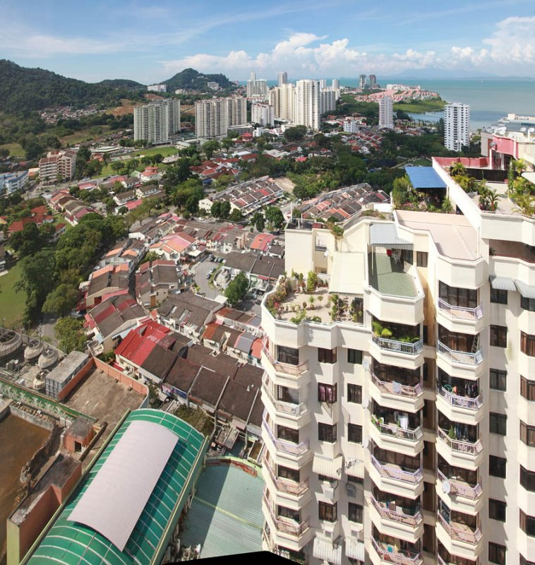 New Part of Penang (Malaysia)