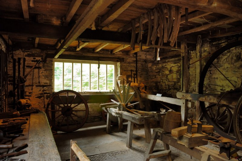 the wheelwrights shop