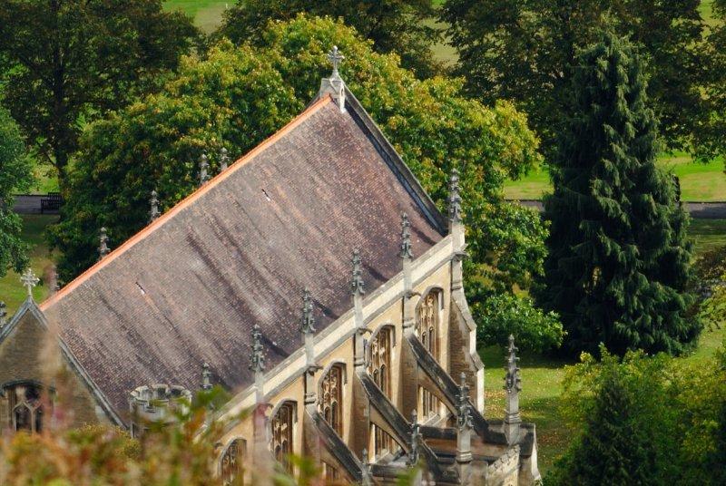 Chapel of Malvern College