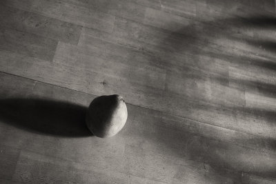 Pear and Shadows: Disequilibria