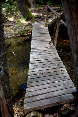 Jordan Path Footbridge #1