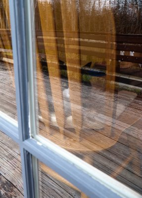 Peeping Through the Window