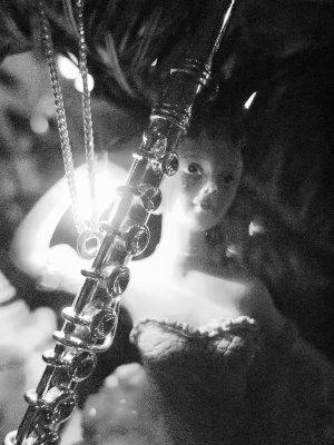 Flute and Dancer