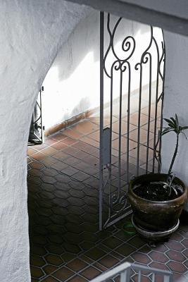 Gated Doorway