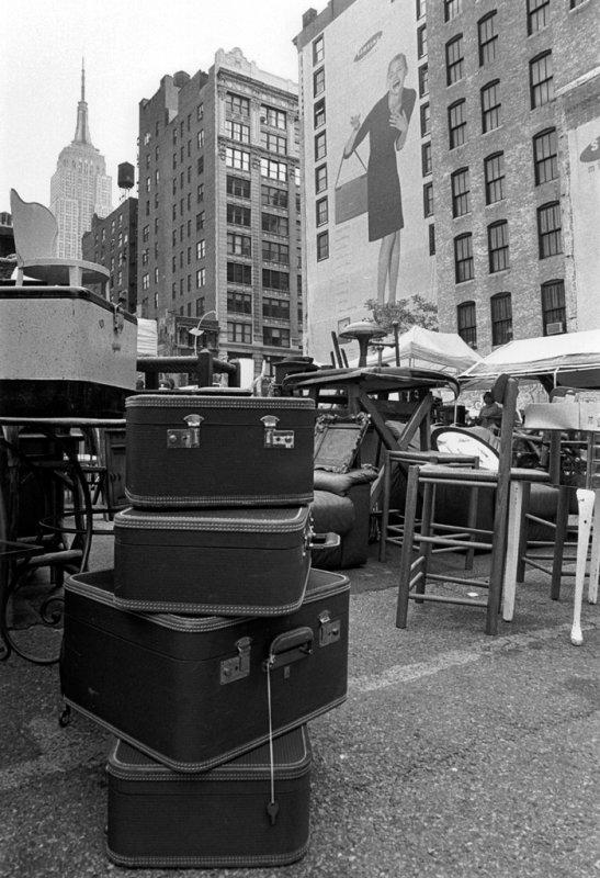 Sunday Morning Flea Market, New York, USA