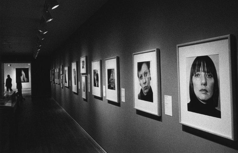 Art Gallery Interior, Montreal, Canada