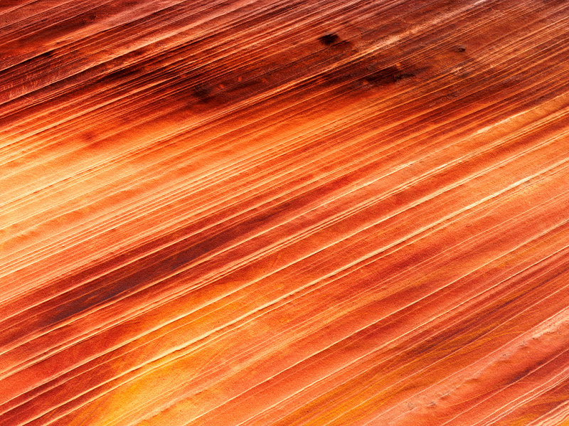 Sandstone Striations