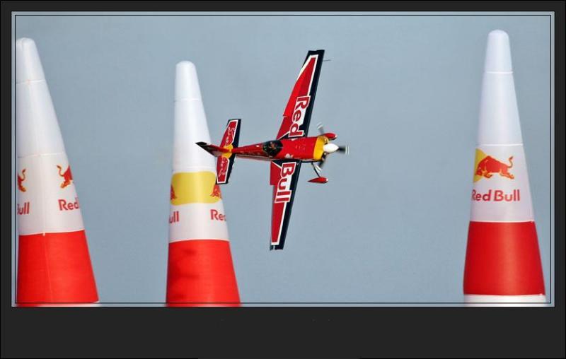 RedBull Air Race Winner *