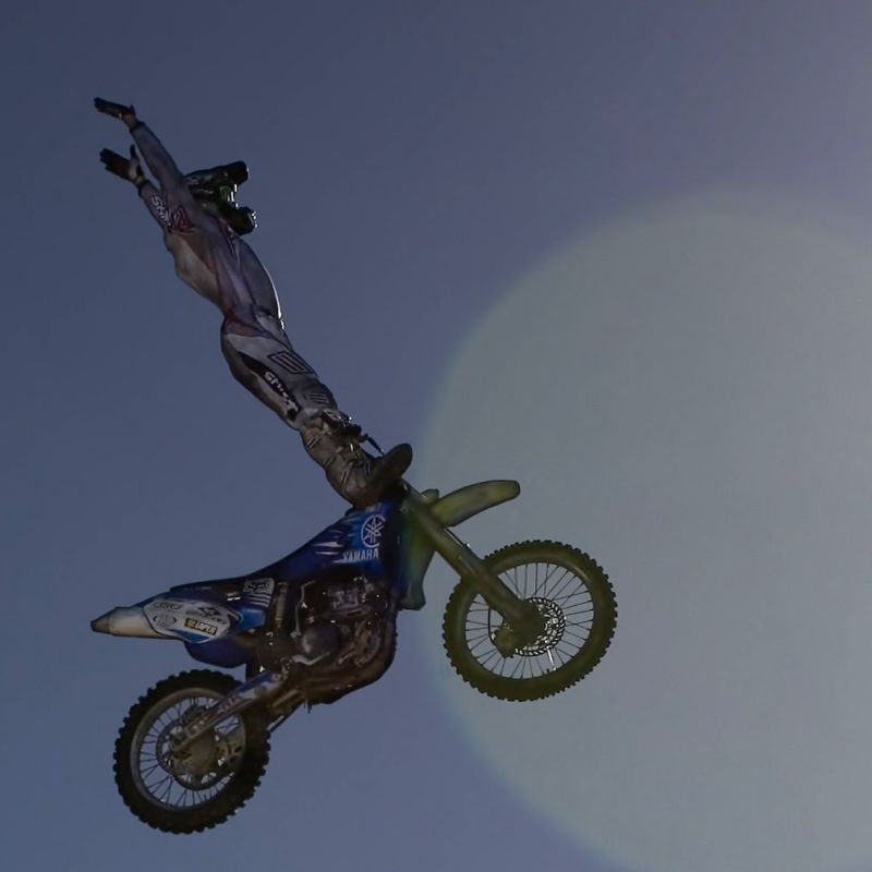 O* God of Motocross
