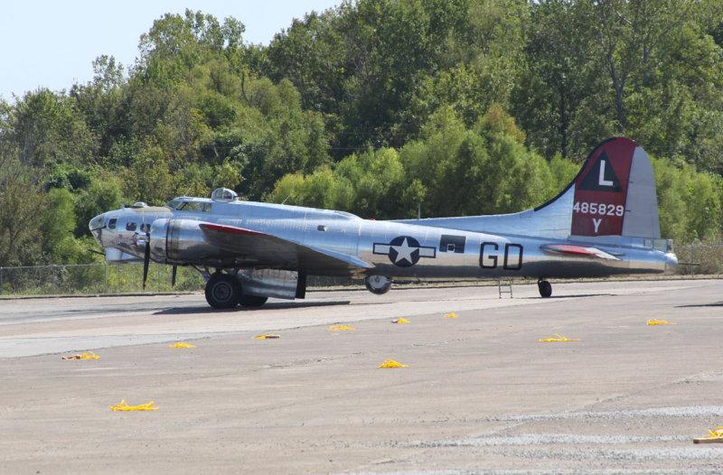 Boeing B-17G Yankee Lady