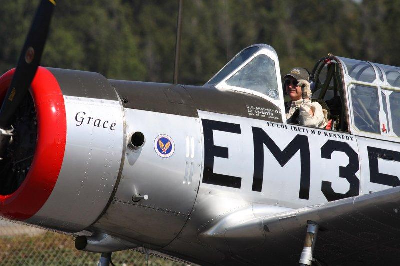 Vultee BT-13A Valiant Grace