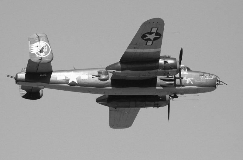 North American B-25J Mitchell Show Me
