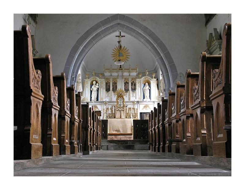 Eglise de Chavoy