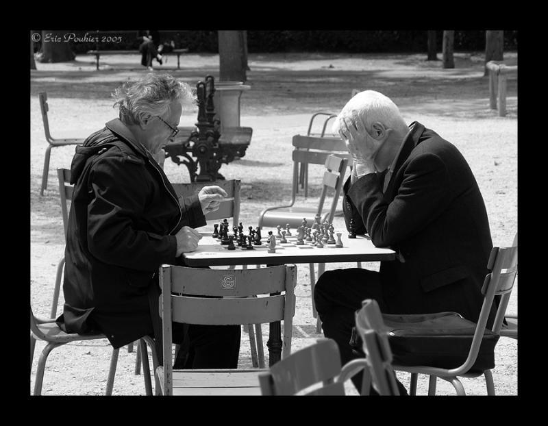 French senators - Paris