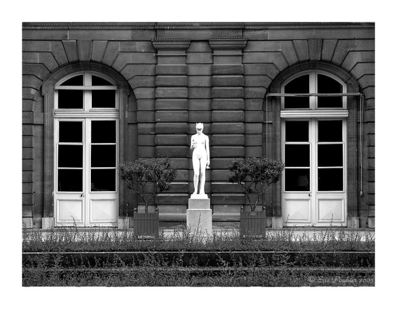 The Loonely Petrified Godness - Paris