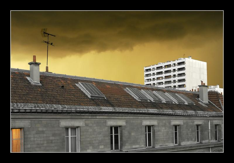 Thunderstrom - Paris