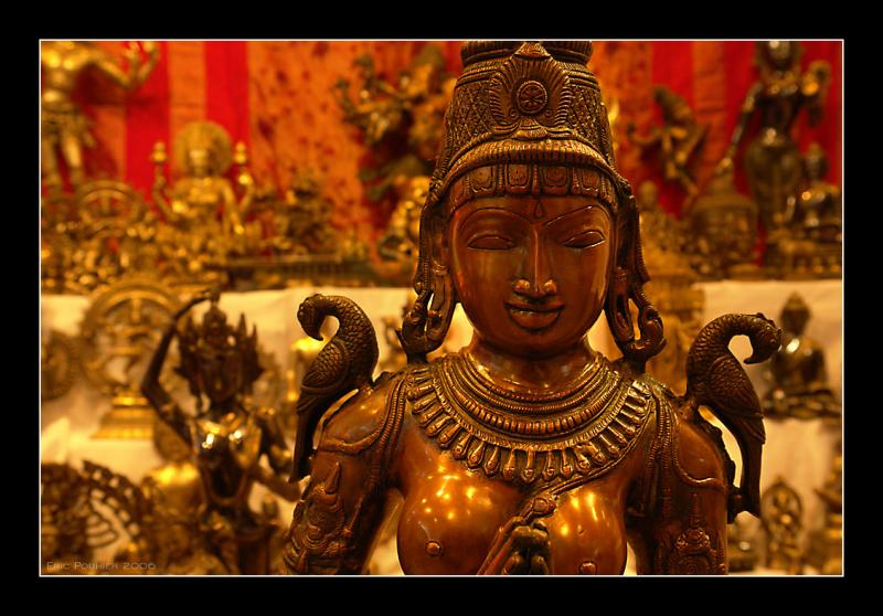 Indian Art Shop - Paris