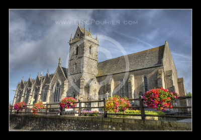 Eglise de Biville exterieur