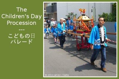 The Children's Day Procession