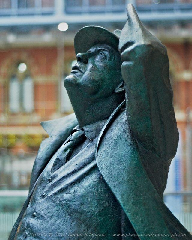 Sir John Betjeman CBE