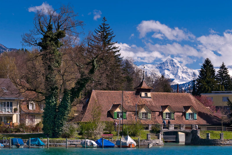 Lakeside living, Thunnersee