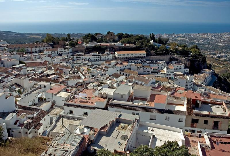 Mijas and the Med beyond