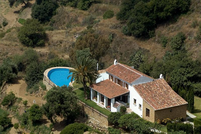 Villa and pool, Mijas