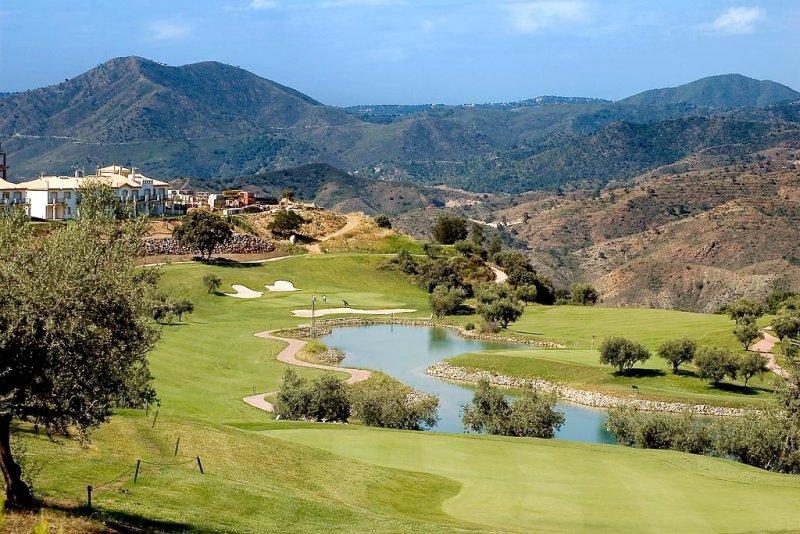 Golf course, Alhaurin