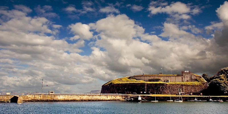 The Nothe Fort, Weymouth