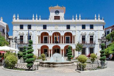 Ayuntamiento, Priego de Cordoba