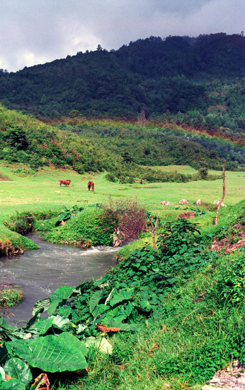 Rainbow Ixil Triangle near Nebaj, Quiche