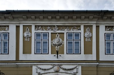 House on Vienna Gate Square