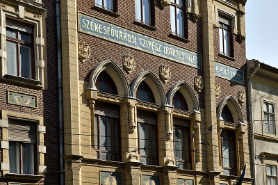 Capital Shoeworkers Guild building