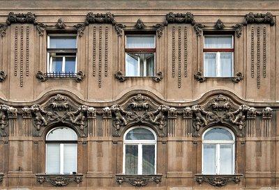 Stately windows