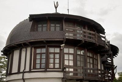 Villa Gubsci, house side