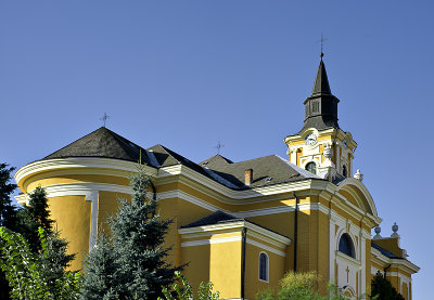 Sátoraljaújhely, Catholic church