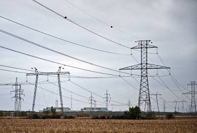 Paks nuclear power plant