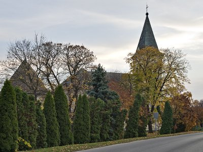 Kiszombor, ancient church