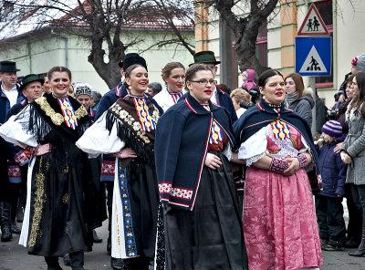 Dancers from Croatia