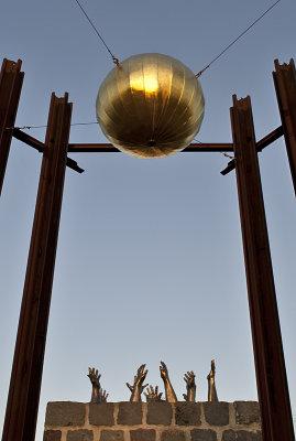 Csorna: 1956 memorial