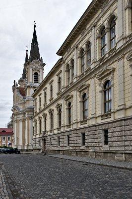 Viziváros Parish Church (1728), Christian Museum