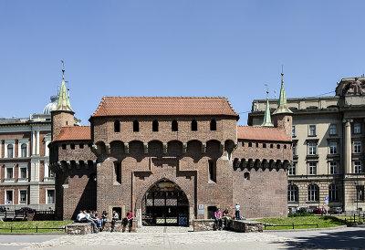 The Barbican (1499)