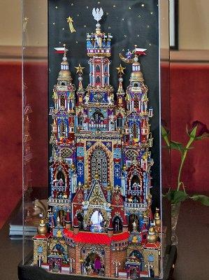 Kraków szopka (Christmas crib)