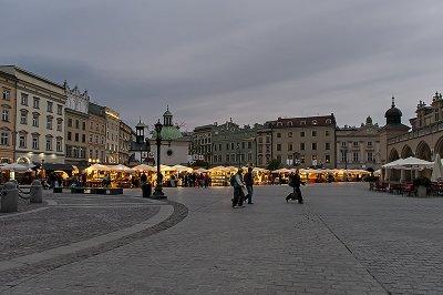Craft fair on Market Square