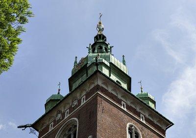 Kraków Cathedral, Zygmunt Tower