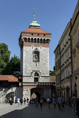 St. Florians Gate (13th century)