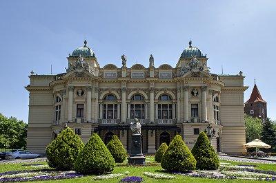 Juliusz Słowacki Theatre (1893)