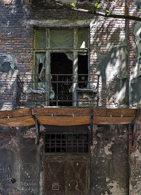 Jewish Quarter, abandoned