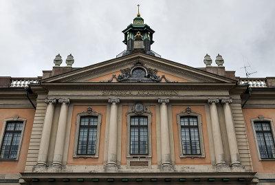 Stortorget, Swedish Academy/Nobel Museum