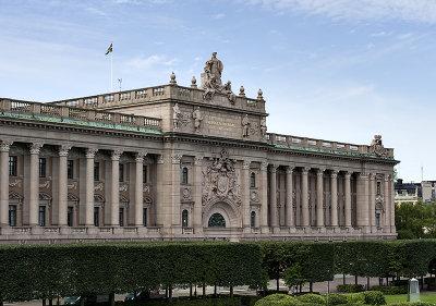 Rikdagshuset (Parliament)